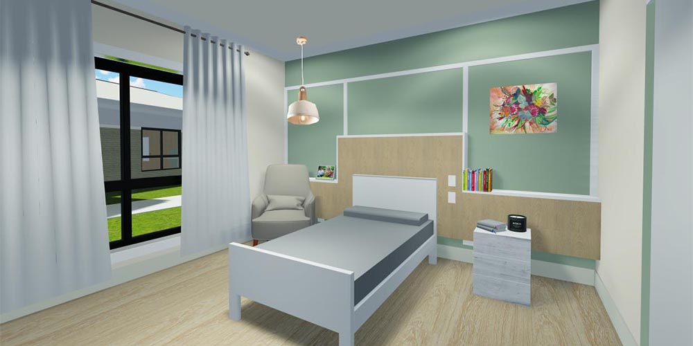 beauaraba_living_bedroom_harvest_wing_doors